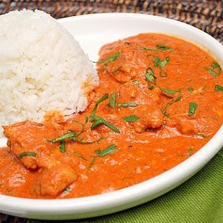 Chicken Makhani (Indian Butter Chicken).