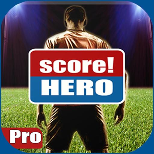 Pro Guide Score! Hero