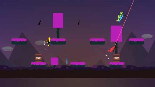 Stickman: Legend of Survival 1.1 screenshots 2