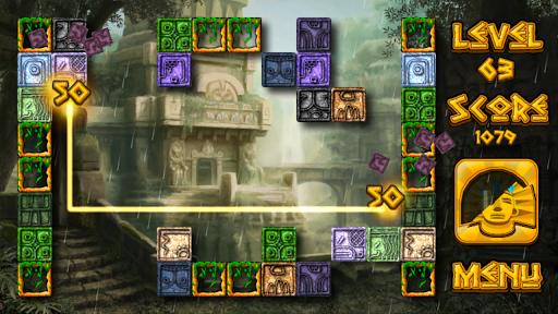 Mayan Secret - Matching Puzzle  screenshots 2