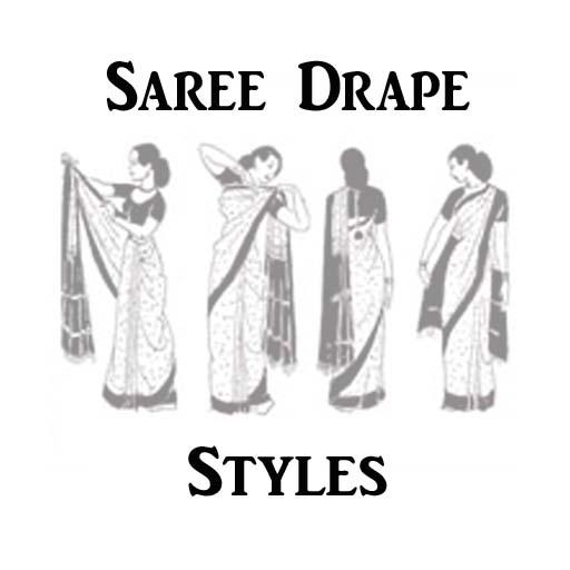 Saree Drapes
