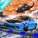 Super 3D Car Racing- Speed Bump Racing- Real Racer icon