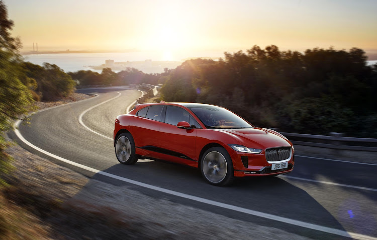 The all-electric Jaguar I-Pace made its public debut and it will be on sale in SA early in 2019