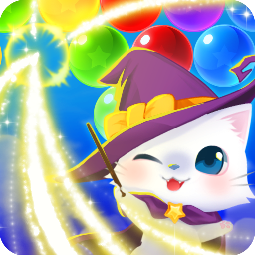 Bubble Kitten Cute cat shooter (game)