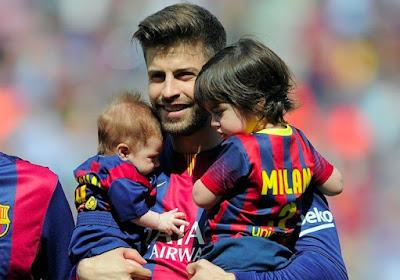 Pique jure fidélité au Barça !