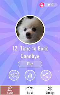 Bork Piano Tiles – Gabe the Dog Soundboard 9