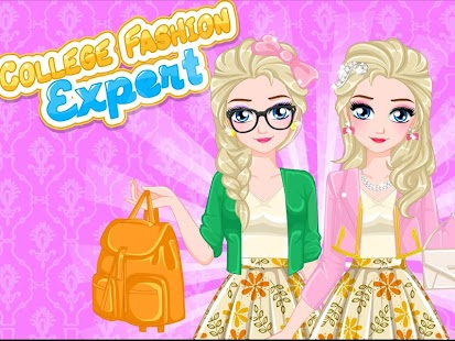 Tải Game College Fashion Expert