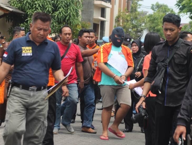Pembunuhan janda kaya di Ngawi