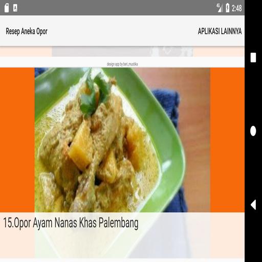 Various Opor Recipes Aplikacje W Google Play
