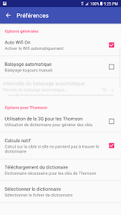 Wifi WPA WEP KeyGen [NO ROOT] - náhled