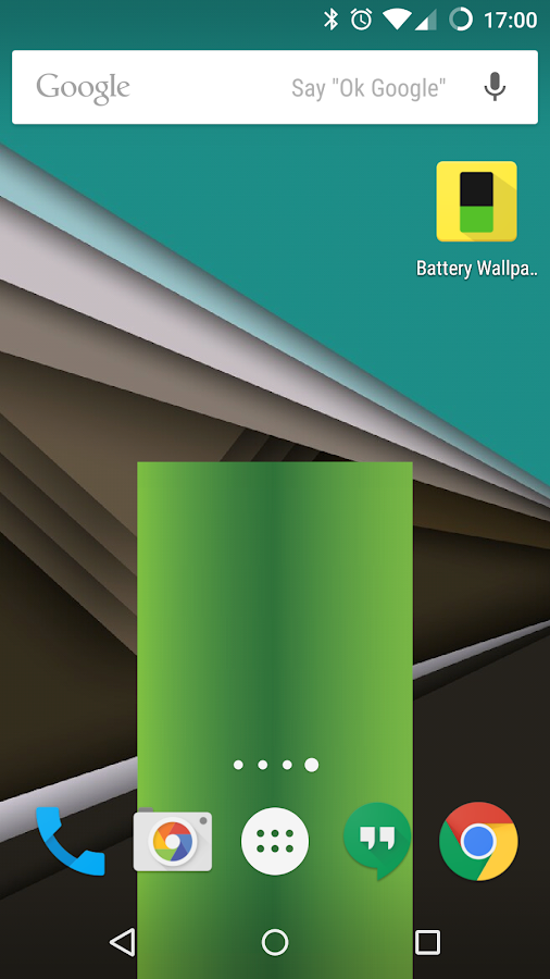 Battery Wallpaper- screenshot
