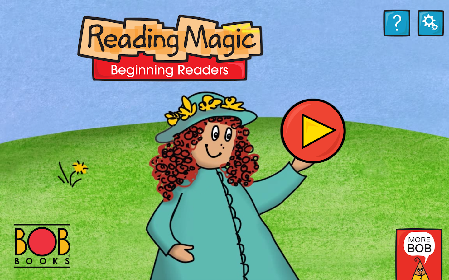 Bob Books Reading Magic #1- screenshot