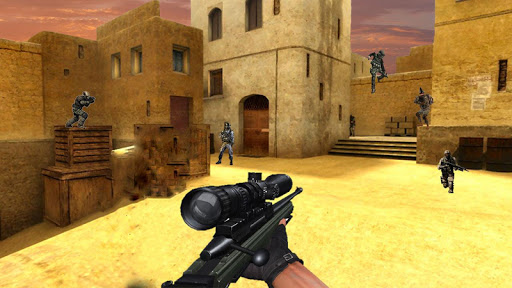 Code Triche FPS Modern Commando Critical Strike 2019 apk mod screenshots 5
