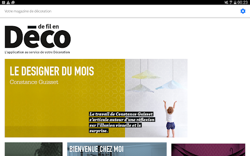 De fil en Déco- screenshot thumbnail