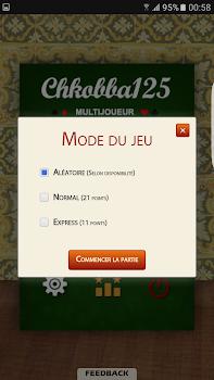 Chkobba Multijoueur 125