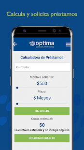 Optima Movil for PC-Windows 7,8,10 and Mac apk screenshot 3