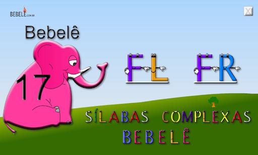 Sílabas Complexas FL FR 1.0.0 screenshots 1