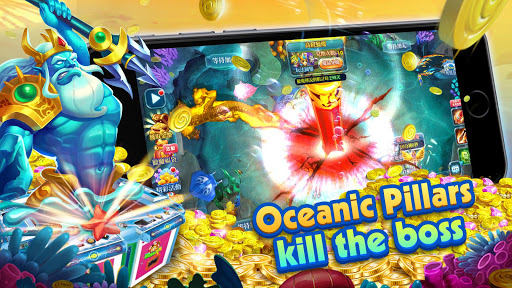 Fishing Casino - Free Fish Game Arcades 1.0.3.5.0 screenshots 2
