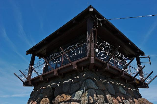 east peak watchtower
