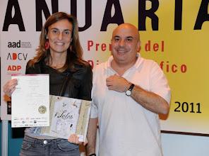 """Photo: """"Loles"""" - Premio Anuaria de Diseño Gráfico Español 2011"""