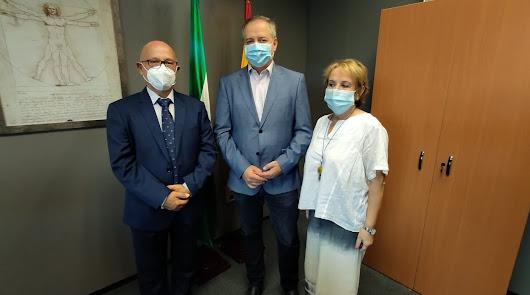 Juan Luis Sánchez Blanque, nuevo director del Instituto de Medicina Legal