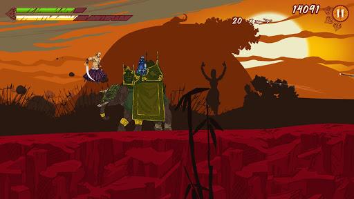 Blazing Bajirao: The Game screenshot 4