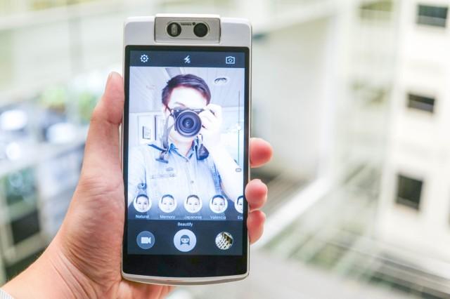Trên tay Oppo N3, siêu phẩm camera xoay 206 đã trở lại 9