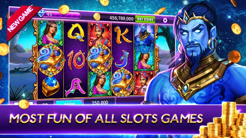 android Slots 777 - Casino Fantasy Screenshot 2