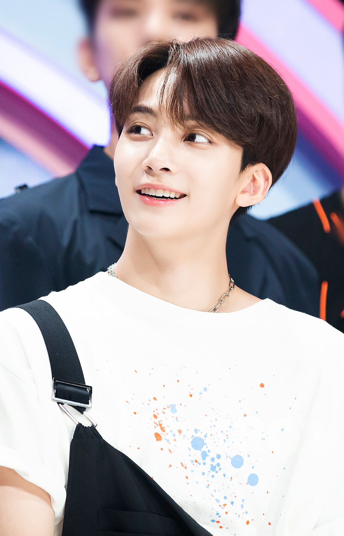 seventeen jeonghan inkigayo pd note