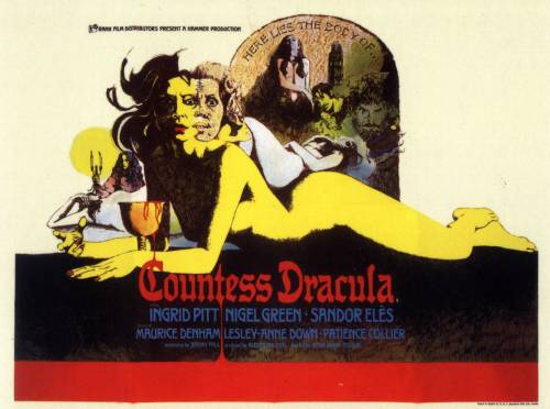 Watch THIS Instantly: Countess Dracula
