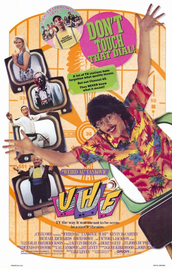 Watching Hour Preview: UHF