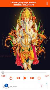 Om Ganganapathaye Namaha - náhled