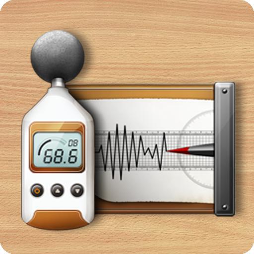 聲級計 : Sound Meter Pro 工具 App LOGO-硬是要APP