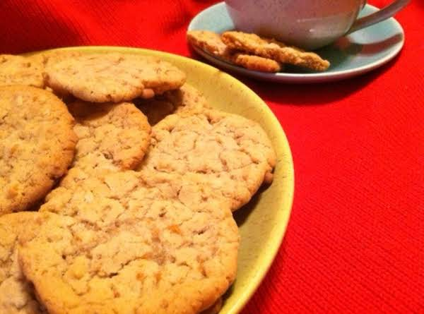 Mmmm Mmmm! Delicious Coconut Wheat Cookies!