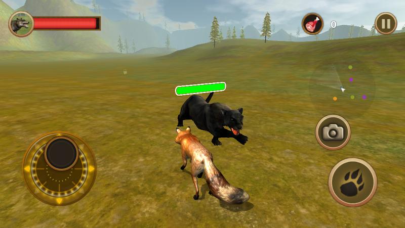 Скриншот Fox Chase Simulator