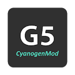 LGG5 Dark for CM13/12.x v1.4.2