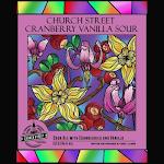 Church Street Cranberry Vanilla Sour