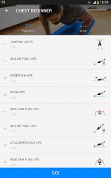Home Workout - No Equipment APK screenshot thumbnail 13