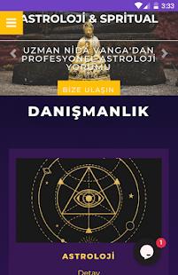 Nidavanga - Astroloji & Spritüel Danışmanlık for PC-Windows 7,8,10 and Mac apk screenshot 1