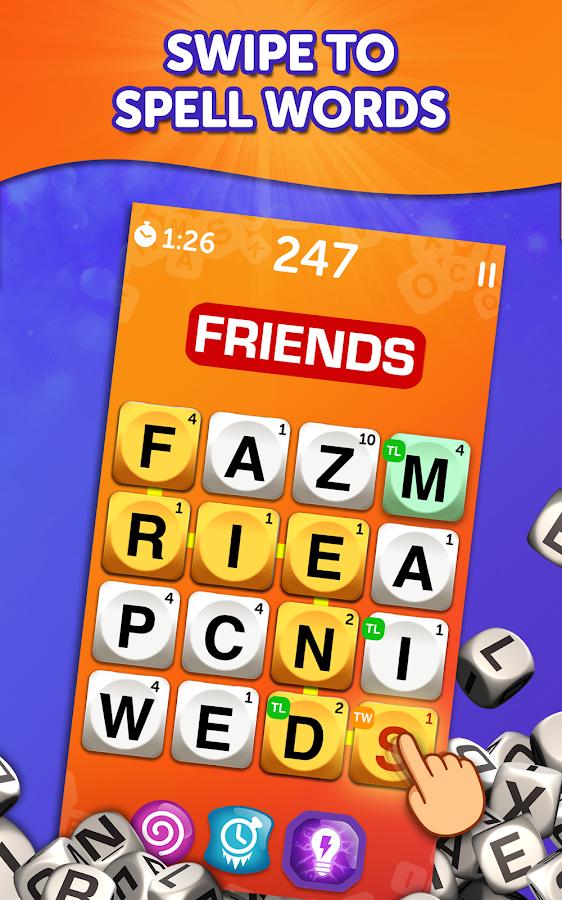 Boggle With Friends- screenshot