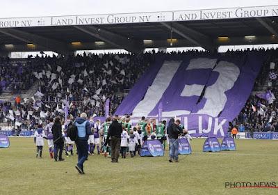 La suspension de Loris Brogno (Beerschot Wilrijk) ne sera que deux matchs