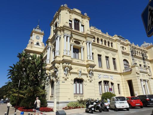 マラガ市庁舎