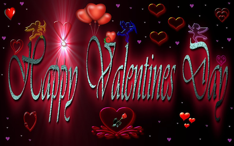 """""""Valentine's Day"""" Wallpaper Collection For Your Desktop"""