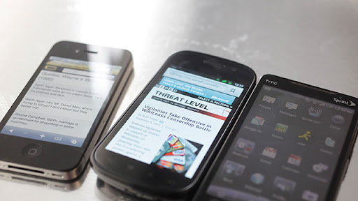 Google Nexus S Best Android Phones Of 2011 So Far [PHOTOS]