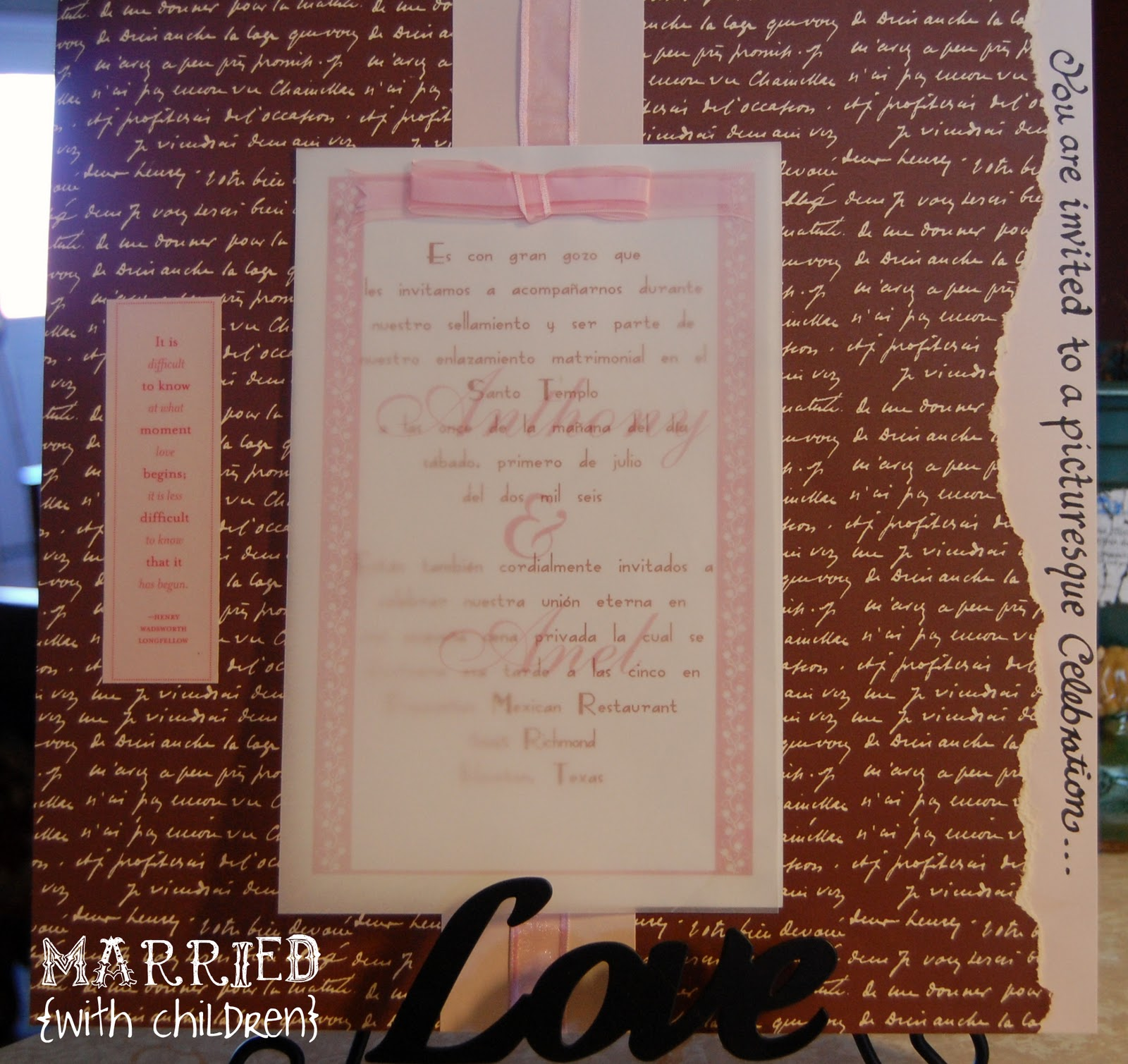 Cool Wedding Invitation Ideas