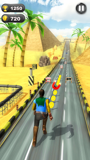 Special Hero Endless Runner 1.0 screenshots 3