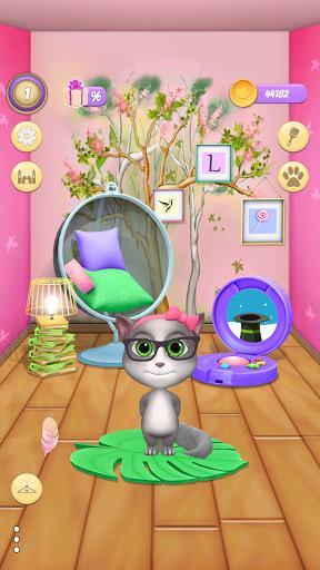 My Cat Lily 2 - Talking Virtual Pet 1.10.29 screenshots 2