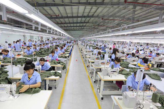 Ngành công nghiệp dệt may tại Việt Nam