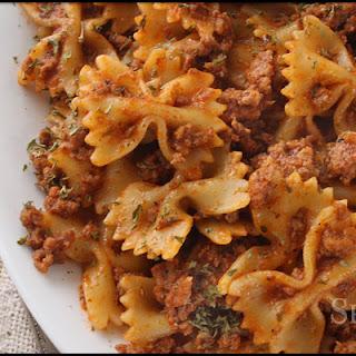 Greek Noodle Casserole