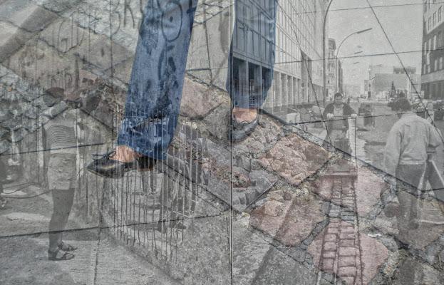 Berliner Mauer: camminare avanti sulle macerie di morte di Rossella13